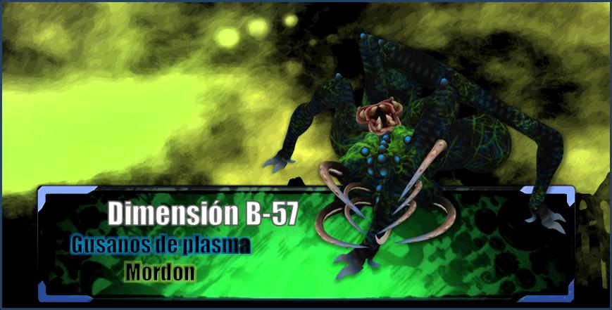 (57) Gusanos de plasma [♫] Qqqqqqqqqqqq