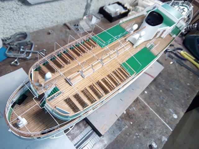 """Putnički brod """"Trogir"""" 1:62 IMG-20190924-194706"""