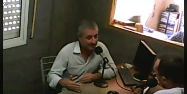 Locales: Sergio Martínez brindó una entrevista a Radio Factory