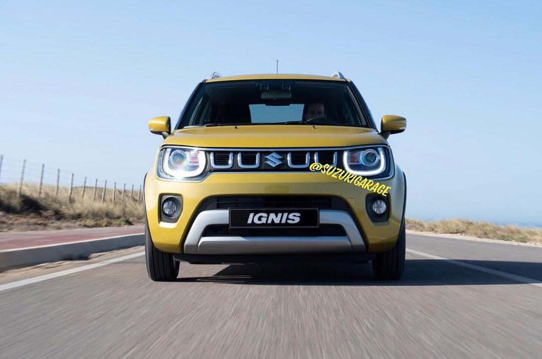 2020 Suzuki Ignis Facelift 7