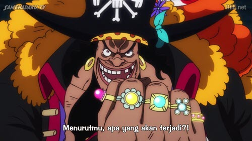 One Piece Episode 917 Subtitle Indonesia