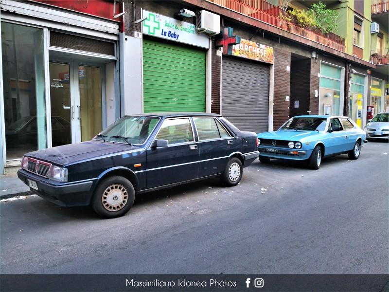 avvistamenti auto storiche - Pagina 33 Lancia-Beta-HPE-1-6-102cv-78-AT238213-93-330-19-08-2015-e-Lancia-Prisma-1-3-75cv-88-MI6-K1019-148142-4-4-17-151040-30-4-19-2