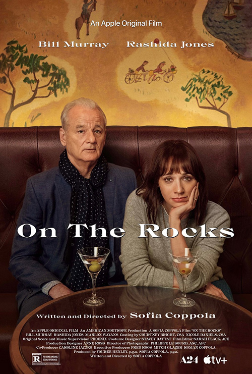 On the Rocks | 2020 | m720p - m1080p | WEB-DL | Türkçe Altyazılı | Tek Link