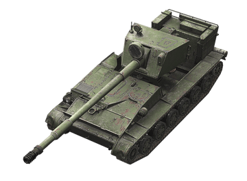 Премиум танк СУ-130ПМ World of Tanks Blitz