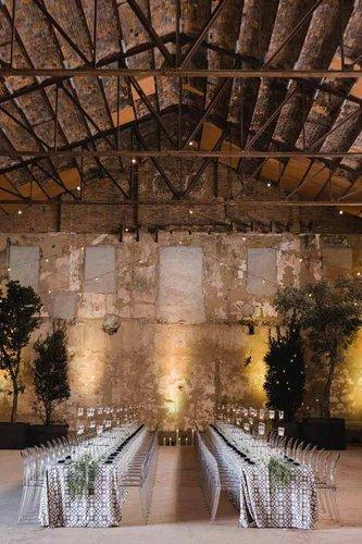 Banquete estilo industrial 9