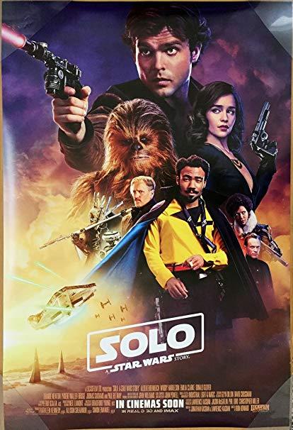 Solo: A Star Wars Story (2018) 720p   480p BluRay [Hindi-English] Original Audios x264 AAC Esub