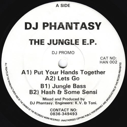 DJ Phantasy - The Jungle E.P.