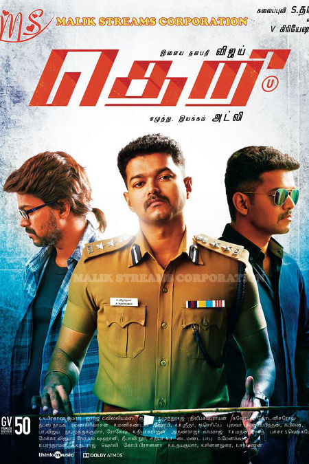 Theri (2020) Dual Audio Hindi 720p HDRip 800MB Download
