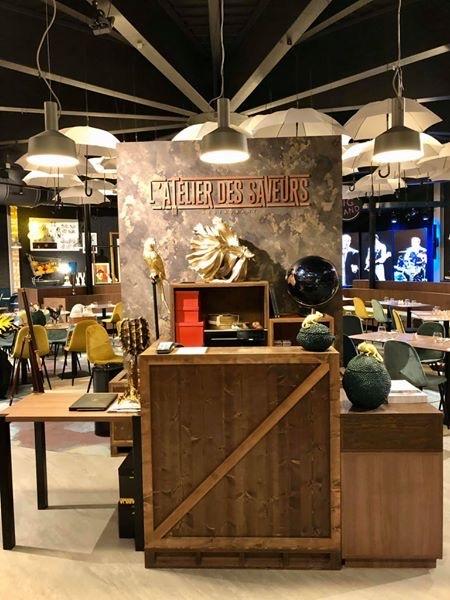 atelier - [Restaurant] L'Atelier des Saveurs · 2020 293-C1-FE2-B207-40-E9-8412-279157-F758-E2