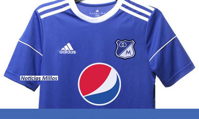 Camiseta Millonarios 2021