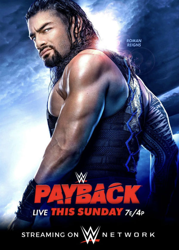 WWE Payback 2020 English PPV 720p HDRip 1GB | 450MB Watch Online