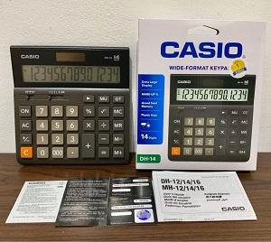 Calculator Casio DH14