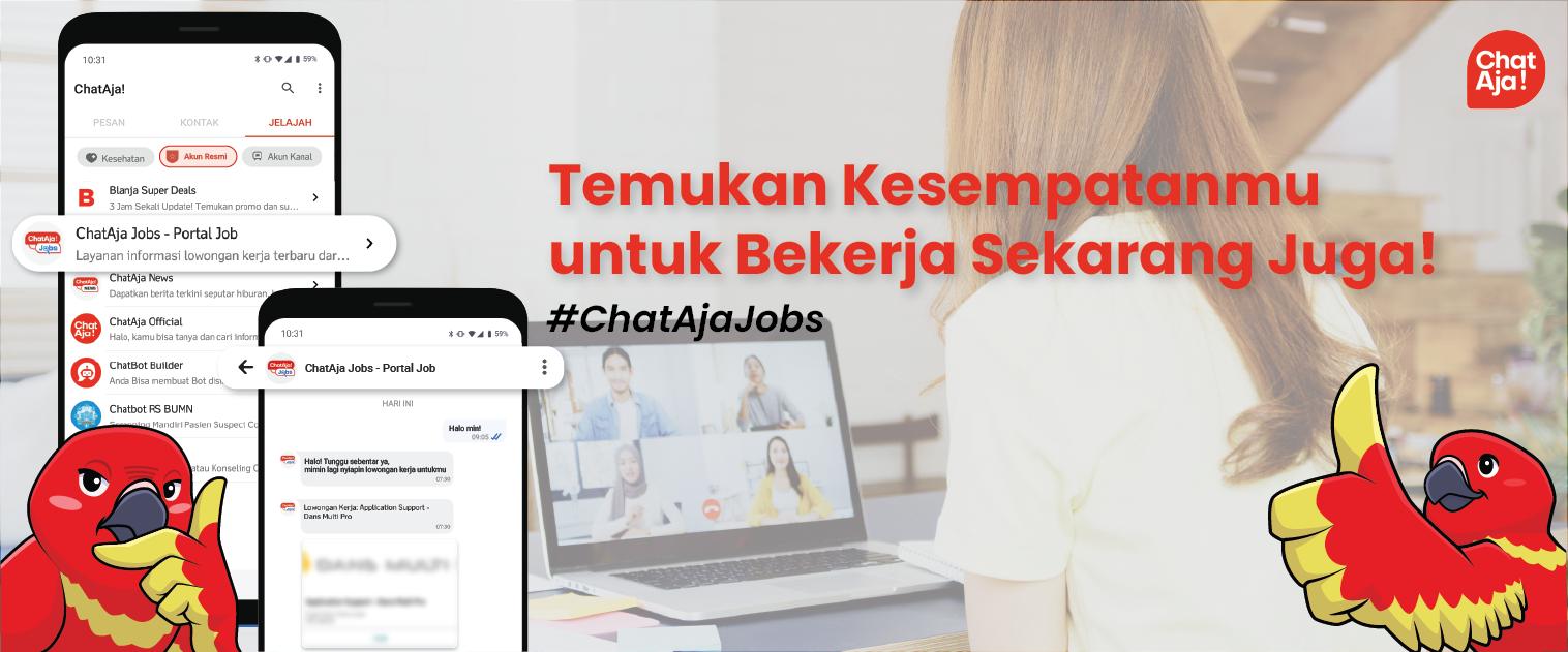 ChatAja Jobs