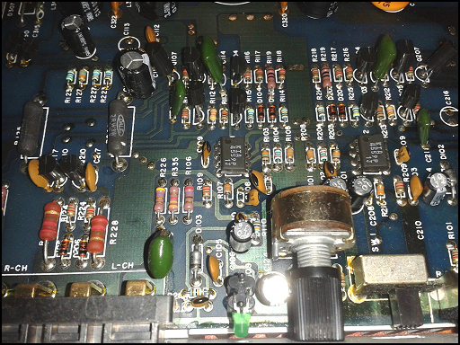 [VENDO] AMPLIFICATORE PROLINE RMA050 (Classe A/B) (Fabbricato In U.S.A.) INT03