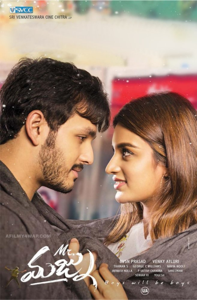 Mr. Majnu (2019) Hindi Dubbed 1080p HDRip Esubs DL