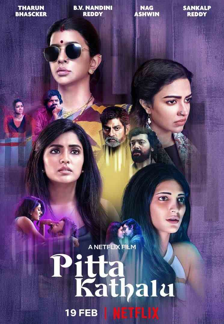 Pitta Kathalu (2021) Hindi [Season 01 Complete] 720p | 480p WEB-DL 700MB | 300MB Download