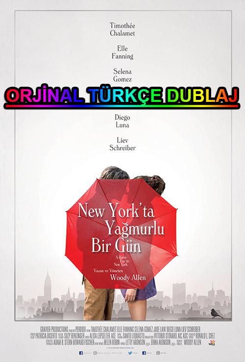 New York'ta Yağmurlu Bir Gün | A Rainy Day in New York | 2019 | BDRip | XviD | Türkçe Dublaj | m720p - m1080p | BluRay | Dual | TR-EN | Tek Link