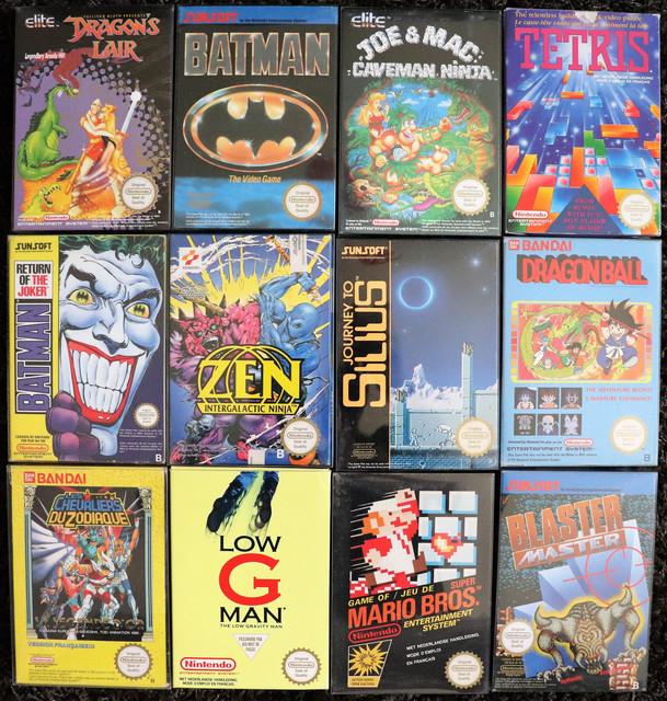 Vente Collection Nintendo NES PAL B et FRA, du très lourd ! IMG-0546-2