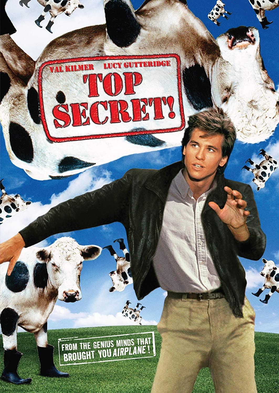 სრულიად საიდუმლოდ! TOP SECRET!