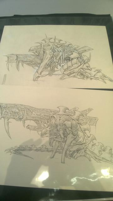 Galerie Daniel Maghen [originaux Warhammer Battle & 40K] 28