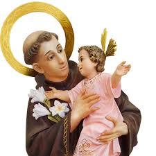 Santo António e Cristo