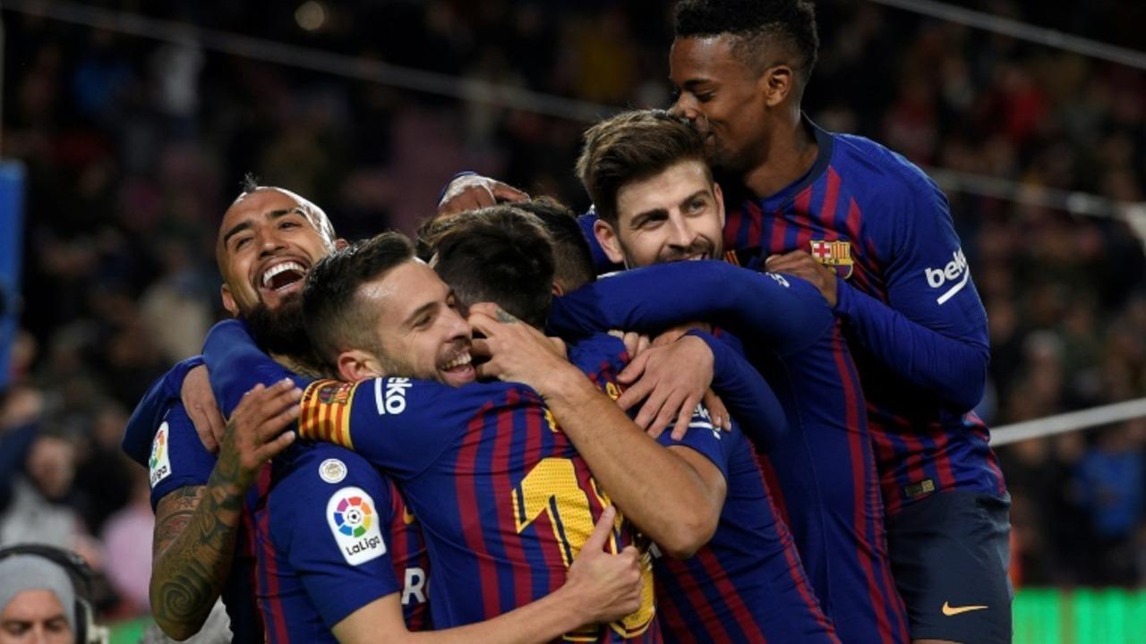 El Barcelona remonta la eliminatoria y se mete en semifinales de Copa