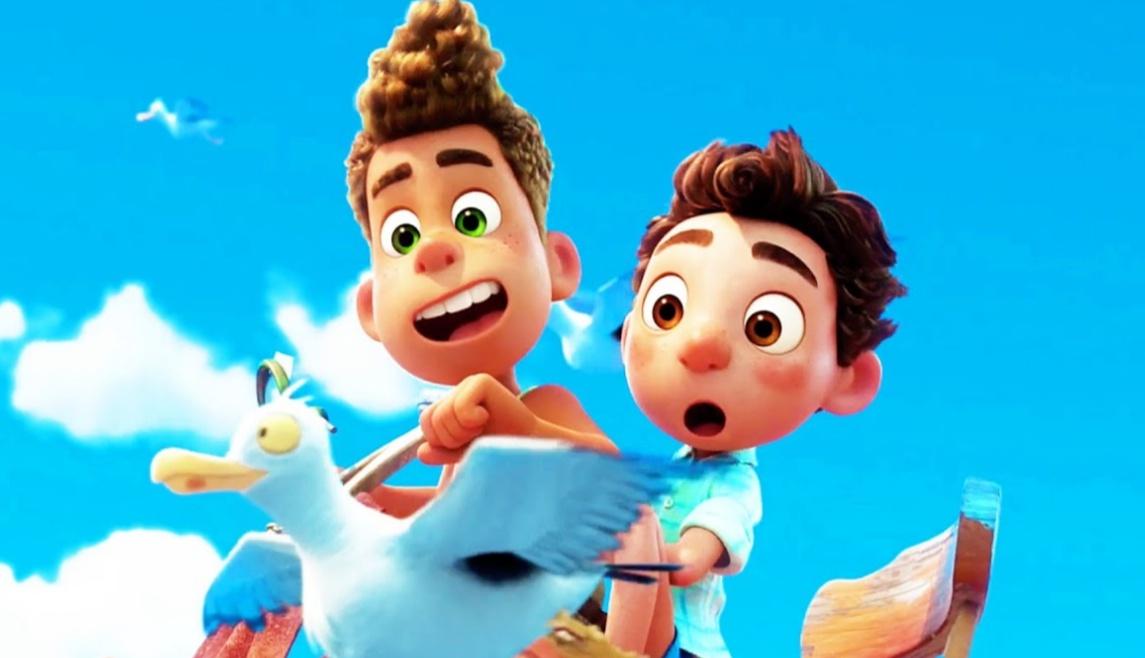 """""""Disney"""" и """"Pixar"""" представили полноценный трейлер мультфильма """"Лука"""""""