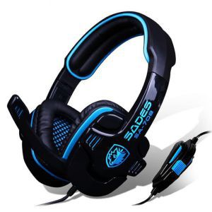 Headset Sades G- Power SA708