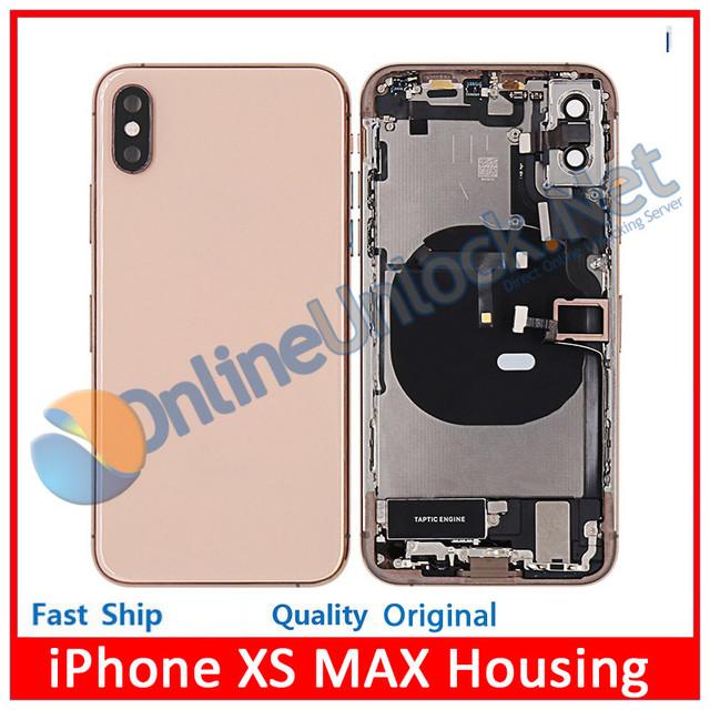 iPhone XS MAX Original Housing Replacement (Price BHD 17.500)