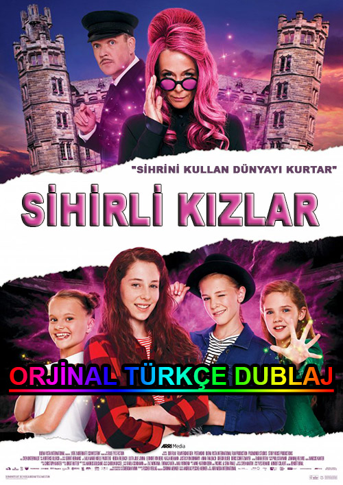 Sihirli Kızlar | Sprite Sisters | 2020 | WEB-DL | XviD | Türkçe Dublaj | m720p - m1080p | WEB-DL | Dual | TR-EN | Tek Link
