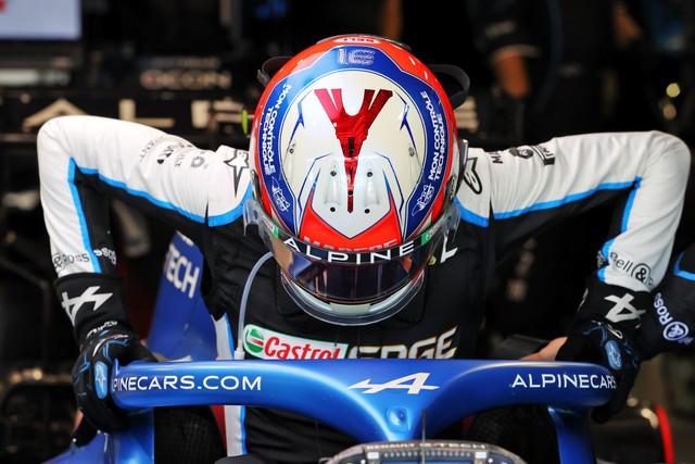 Alpine poursuit sa série d'entrées dans les points avec un double top dix à Monza Grand-Prix-d-Italie-2021-Alpine-A521-N31-Esteban-OCON-12