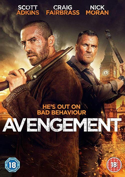 Krwawa zemsta / Avengement (2019) PL.WEB-DL.XviD-KiT / Lektor PL