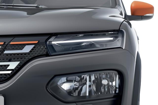 Nouvelle Dacia Spring Electric : La Révolution Électrique De Dacia 2020-Dacia-SPRING-18