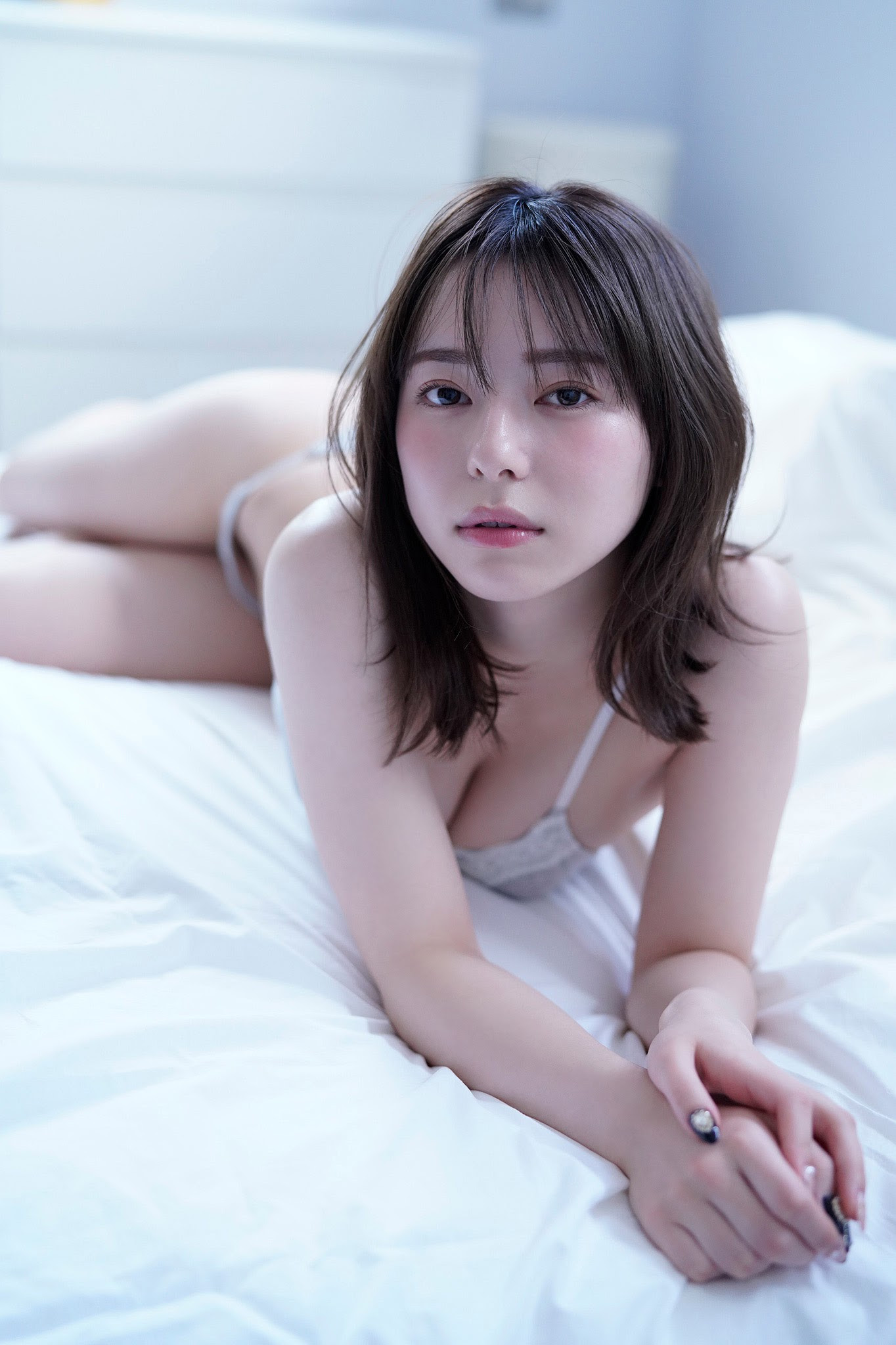 [Yanmaga Web] マーフィー波奈・ヤンマガアザーっす!020