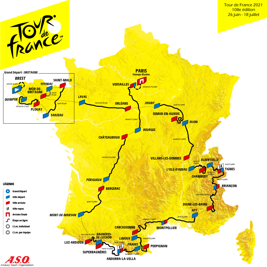 Tour De Energie 2021