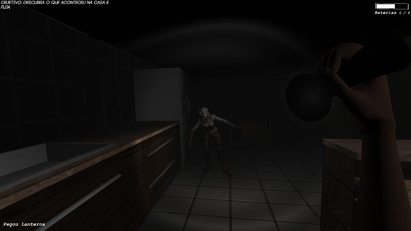 Fear - Modern House The Game [WINDOWS - ANDROID] Captura-de-Tela-14