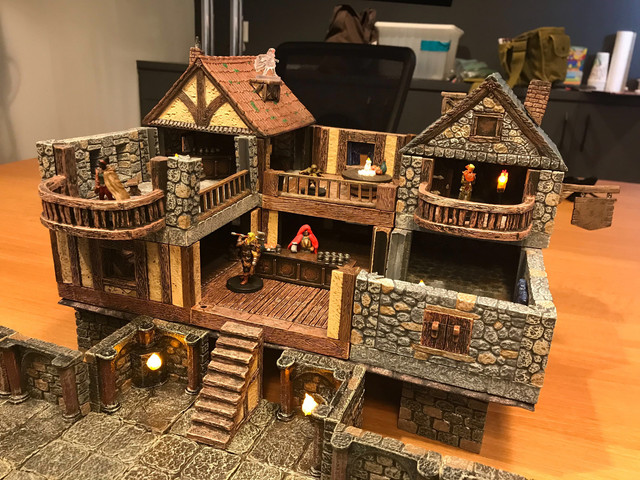 Tomb Of Horrors - Page 2 - Dwarven Forge