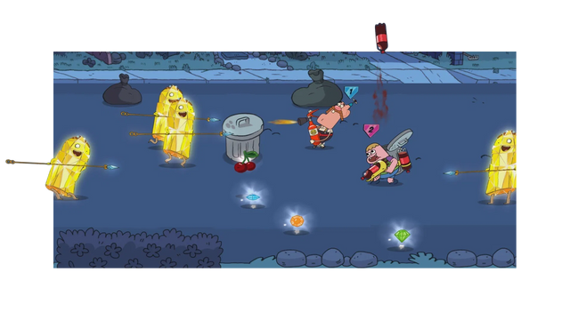 Cartoon-Network-Battle-Crashers ps4