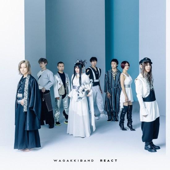 [Album] Wagakki Band – REACT