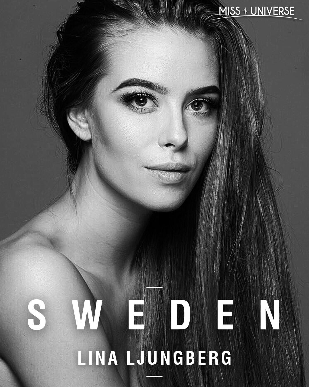 Lina Ljungberg (SWEDEN INTERNATIONAL 2017 & UNIVERSE 2019) 28