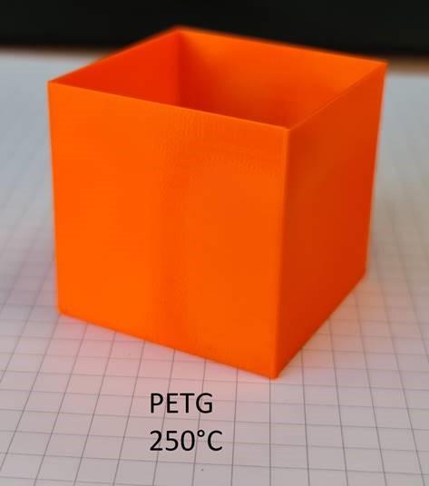PETG Test_Cube
