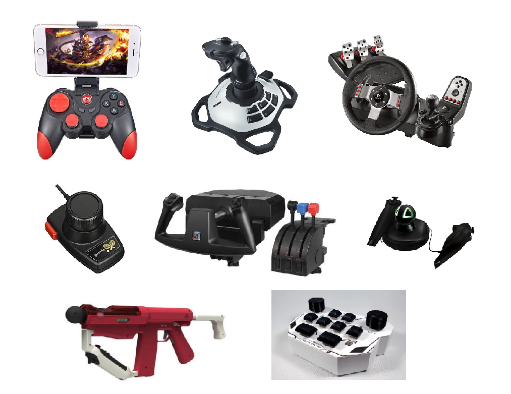 game-controller-input-device