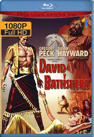 David y Betsabé (1951) HD [1080p] Latino [GoogleDrive] | Omar |