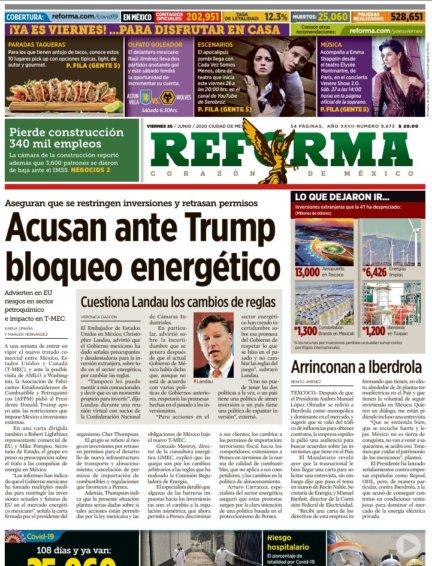 [Imagen: Reforma-26-junio-2020.jpg]