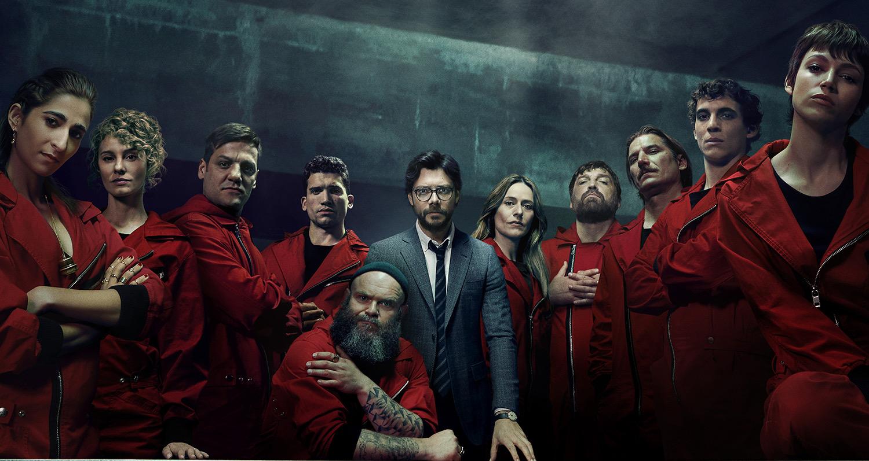 Elenco de la tercera y cuarta temporada. Foto: Netflix