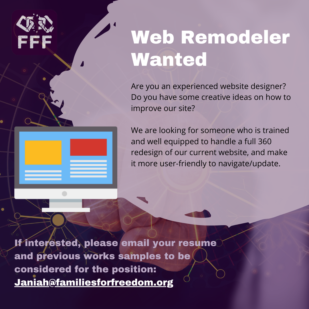 FFF Job opportunity