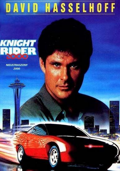 Nieustraszony 2000 / Knight Rider 2000 (1991) PL.AC3.DVDRip.XviD-GR4PE | Lektor PL