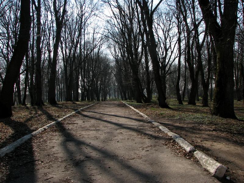 Парк у Берестечку