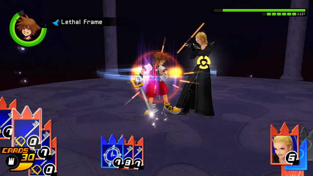Kingdom Hearts Re Chain Of Memories User Review Kingdom Hearts Re