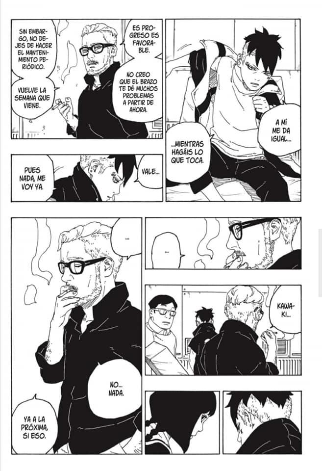 Boruto Manga, Capítulo 56 Página 6